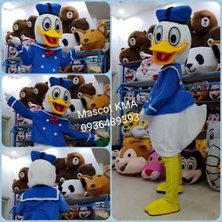 Quần áo hoá trang Mascot Vịt Donald Mickey – sinh nhật, sự kiện
