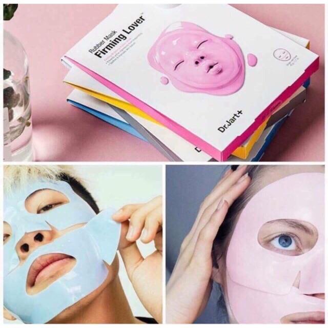 Cực hot - Mặt nạ Dr Jart+ Dermask Rubber Mask - 9955490 , 558817840 , 322_558817840 , 180000 , Cuc-hot-Mat-na-Dr-Jart-Dermask-Rubber-Mask-322_558817840 , shopee.vn , Cực hot - Mặt nạ Dr Jart+ Dermask Rubber Mask