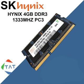 RAM LAPTOP KINGSTON SAMSUNG HYNIX MICRO DDR3 4GB Bus 1333MHz PC3-10600 BẢO HÀNH 36 THÁNG 1 ĐỔI 1 thumbnail
