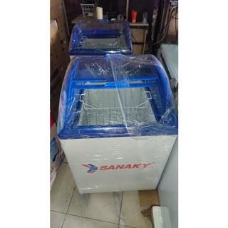 tủ đông kem 150 lít thương hiệu sanaky