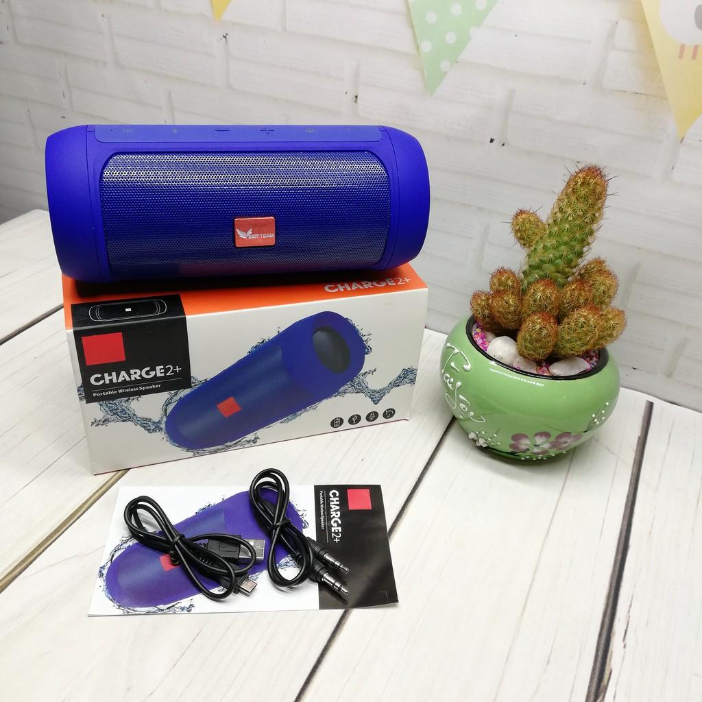 Loa Bluetooth Charge 2+ kiêm sạc dự phòng Vinet shop BẢO HÀNH 3 THÁNG 1 ĐỔI 1 -dc2247