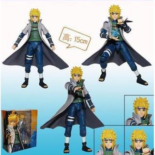 Mô Hình Nhân Vật Naruto 4th