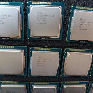 👌👌👌Bộ vi xử lý CPU i5 3470 + tặng keo tản nhiệt 20