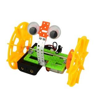 Bộ Xếp Hình Xe Robot Cân Bằng Tự Lắp Đặt