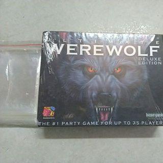 Ma sói Ultimate + sleeves bọc bài