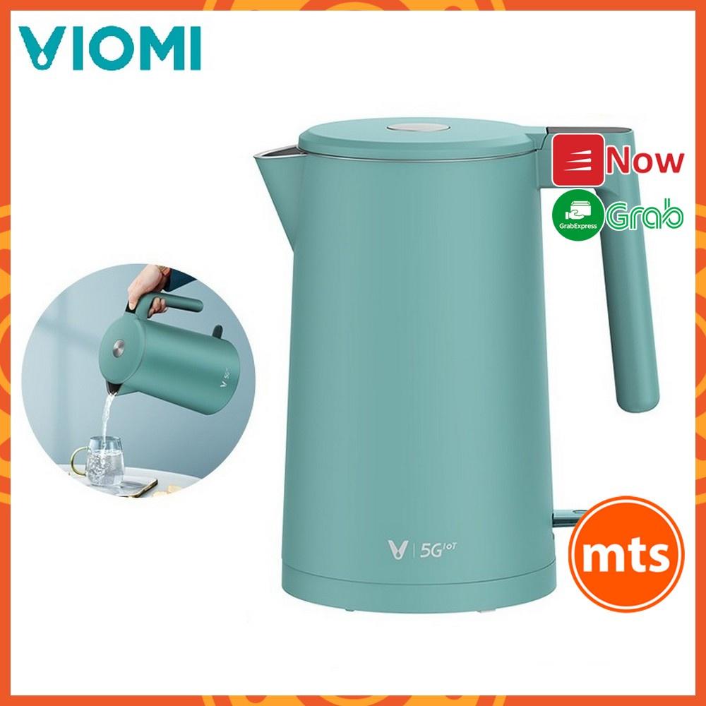 Ấm điện siêu tốc Xiaomi Viomi Fast Green YM-K1705 1800W 1.7L cao cấp chính hãng - Minh Tín Shop