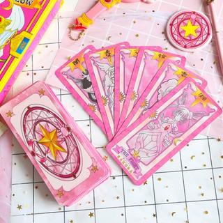 [Tarotscopes]Bộ bài Tarot Clow card Cardcaptor Sakura KINOMOTO SAKURA thumbnail
