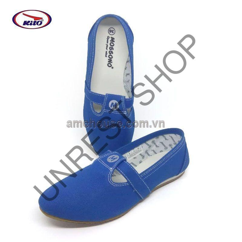 Giày vải Jean Thái Lan nữ siêu nhẹ