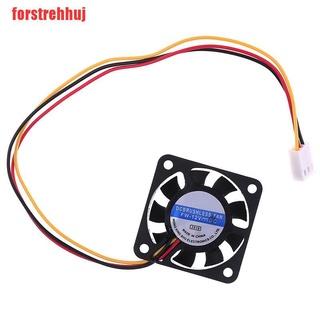 {forstrehhuj}1Pc 4010 40MM 40*40*10 Cooling Fan 12V 0.8W 0.06A 3Pin Cooler Heatsink Mini Fan UUE