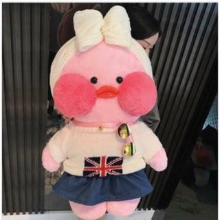 (HÀNG SẴN) Gấu bông Vịt má hồng size 80cm