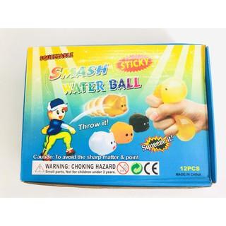 đồ chơi gudetama trứng bóp trút giận 3 lòng có màu sắc mã SGV71 TBB