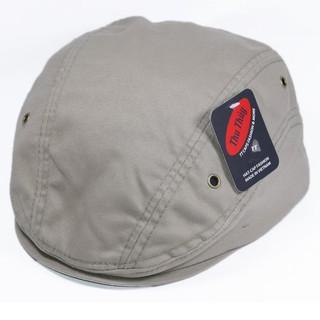 Nón beret nam, mũ beret nam nón ông già mũ kết mỏ vịt mũ kết ông già không có logo chất liệu cotton thoáng mát
