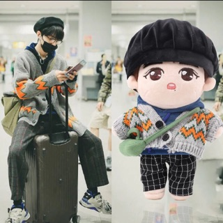 Outfit doll Tiêu Chiến (order)