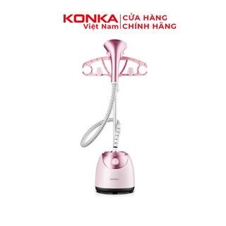 Bàn ủi hơi nước cây đứng Konka KZ-GT17 công suất 1800W phù hợp với mọi loại vải , nhiệt độ lên đến 98 độ C, an toàn, đẹp
