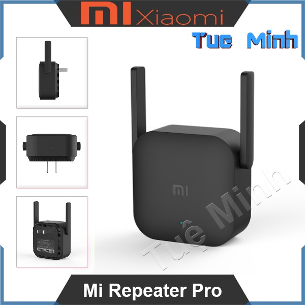 Kích sóng Xiaomi Mi Wifi Repeater Pro phiên bản mới