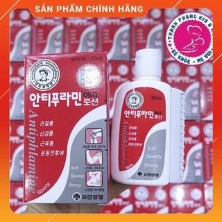 Dầu Nóng Antiphlamine Hàn Quốc thumbnail