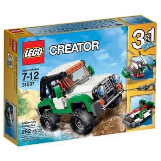 LEGO CREATOR – 31037 – Cỗ xe địa hình 3in1
