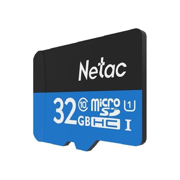 Thẻ nhớ Netac 32Gb U1 80Mb bh 5 năm
