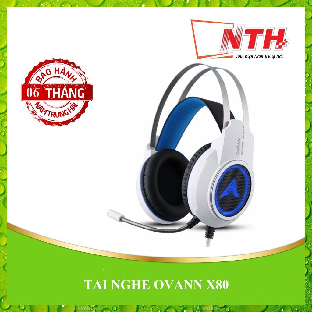 [NTH] TAI NGHE OVANN X80