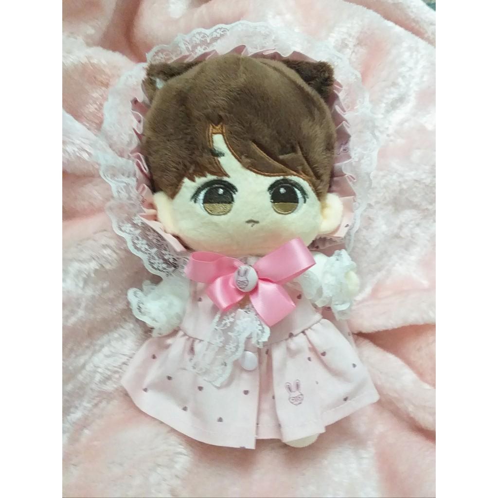 (có sẵn) Búp bê /doll MeowKook BTS 20cm ( không bao gồm quần áo)