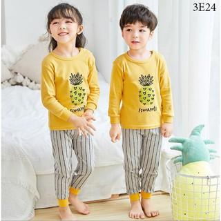 Set bộ quần áo thu đông cho bé trai bé gái (9 - 38kg) VEMZKIDS thumbnail