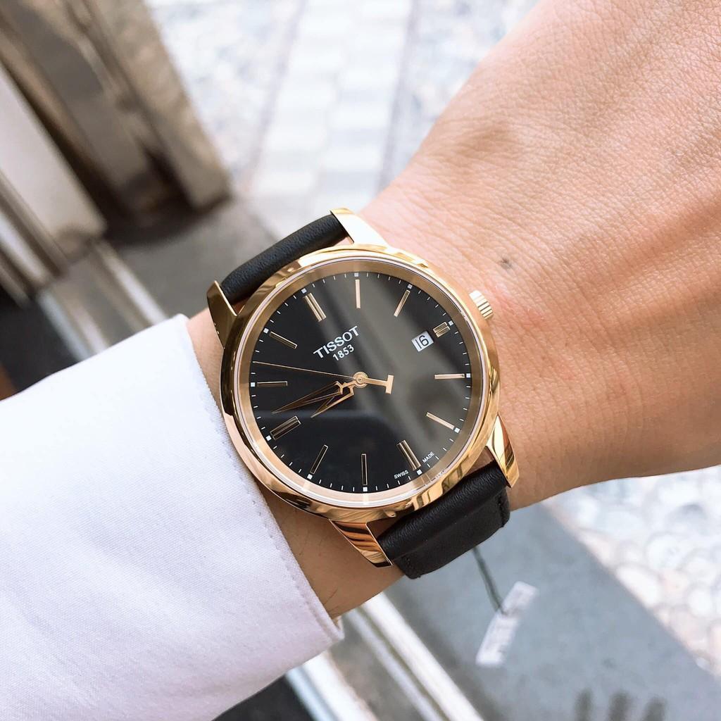 Đồng hồ nam Tissot Classic Dream T033.410.36.051.01 - Máy Quartz ...