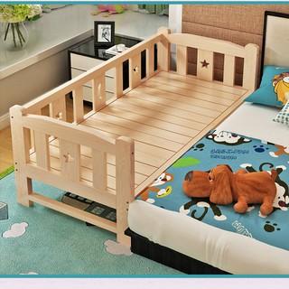 Giường ngủ gỗ cho bé đến khi trưởng thành