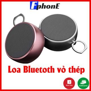 [Mã ELFLASH5 giảm 20K đơn 50K] Loa Bluetooth Mini Chess BS02 âm thanh cực hay, Loa vỏ kim loại siêu bền