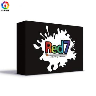 Trò chơi Red 7 Board Game thú vị cho mọi người thumbnail