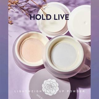 Phấn phủ kiềm dầu HOLDLIVE LightWeight Makeup Power - Bộ Sưu Tập Hoa Trà Độc Đáo thumbnail