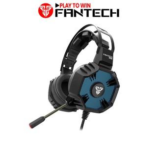Tai nghe chơi Game chụp tai âm thanh vòm 7.1 LED RGB cho Game thủ FANTECH HG21 – Hãng phân phối chính thức