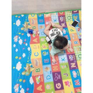 Combo 3 tấm thảm xốp cho bé 1M8X2M , 1M6X2M thumbnail