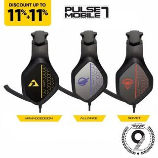 Tai Nghe Chơi Game Armaggeddon Pulse 7 Có Mic Cho Điện Thoại Di Động (1 Năm Năm) thumbnail
