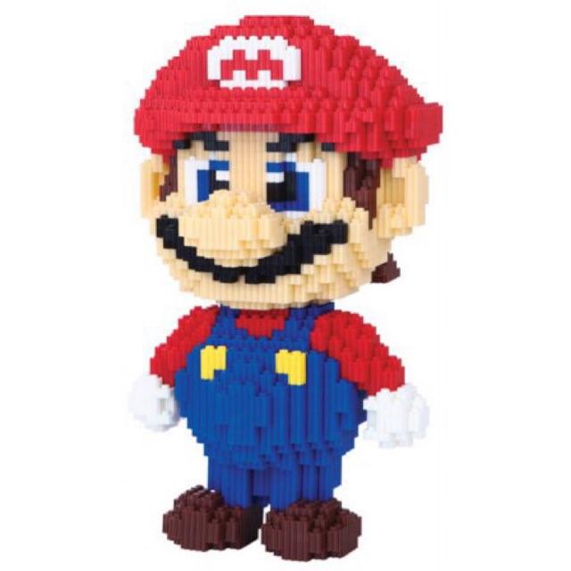 Lego nano XIZAI 8001 4500 miếng ghép