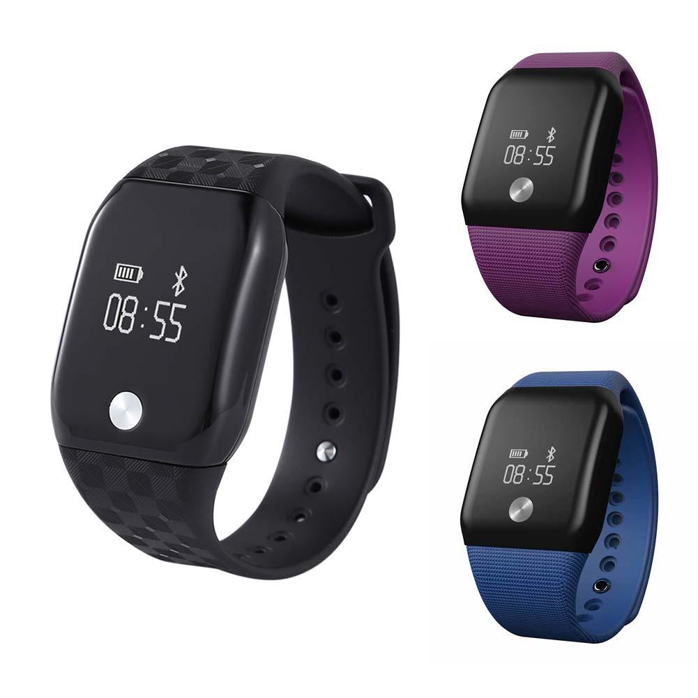 A88+ Smart Watch With Blood Oxygen Wristband Heart Rate Fitness Tracker Mon
