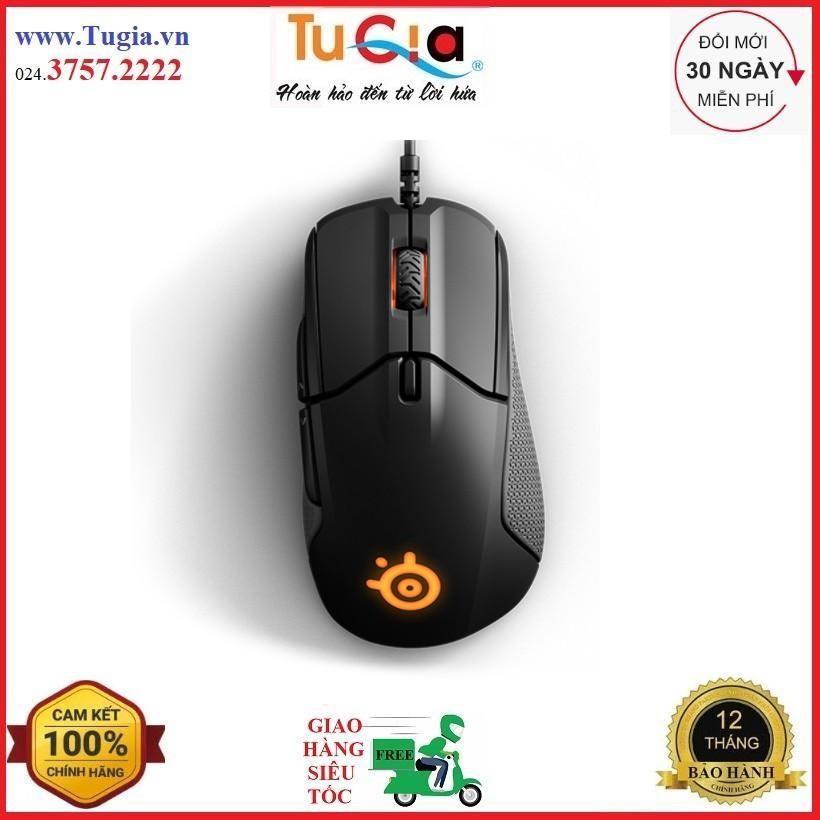 Chuột Gaming Steelseries Sensei Ten, cảm biến TrueMove Pro 450 IPS / 50G / 18,000 CPI - Hàng Chính Hãng
