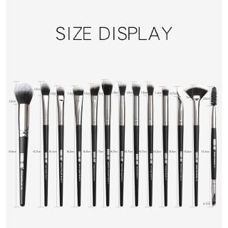 Hình ảnh MAANGE Bộ 13 Cọ Trang Điểm Sử Dụng Chuyên Nghiệp Make up Brush Set-8