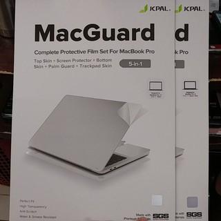 bộ dán JCPAl cho Macbook pro 13 2019.