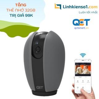 Camera IP xoay QCT 1080P quốc tế (Gen 1 và Gen 2) thumbnail