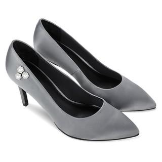 Giày cao gót mũi nhọn trang trí đính đá - Sablanca 5050BN0071