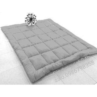 [RẺ VÔ ĐỊCH]Topper nệm [1m8*2m, 6cm]/ nệm trải sàn ngủ gấp gọn