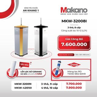 MÁY LỌC NƯỚC CAO CẤP MAKANO MKW-42010I