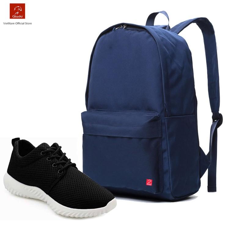 Combo Balo Classical Glado BLL002 (Xanh) + Giày Sneaker Thời Trang Zapas (Màu Đen - Xanh) - GS062 - 9923671 , 401458294 , 322_401458294 , 220000 , Combo-Balo-Classical-Glado-BLL002-Xanh-Giay-Sneaker-Thoi-Trang-Zapas-Mau-Den-Xanh-GS062-322_401458294 , shopee.vn , Combo Balo Classical Glado BLL002 (Xanh) + Giày Sneaker Thời Trang Zapas (Màu Đen - Xan