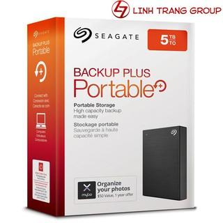 Ổ cứng di động Seagate Backup Plus 4TB 5TB USB3.0 - bảo hành 3 năm SD42 SD43