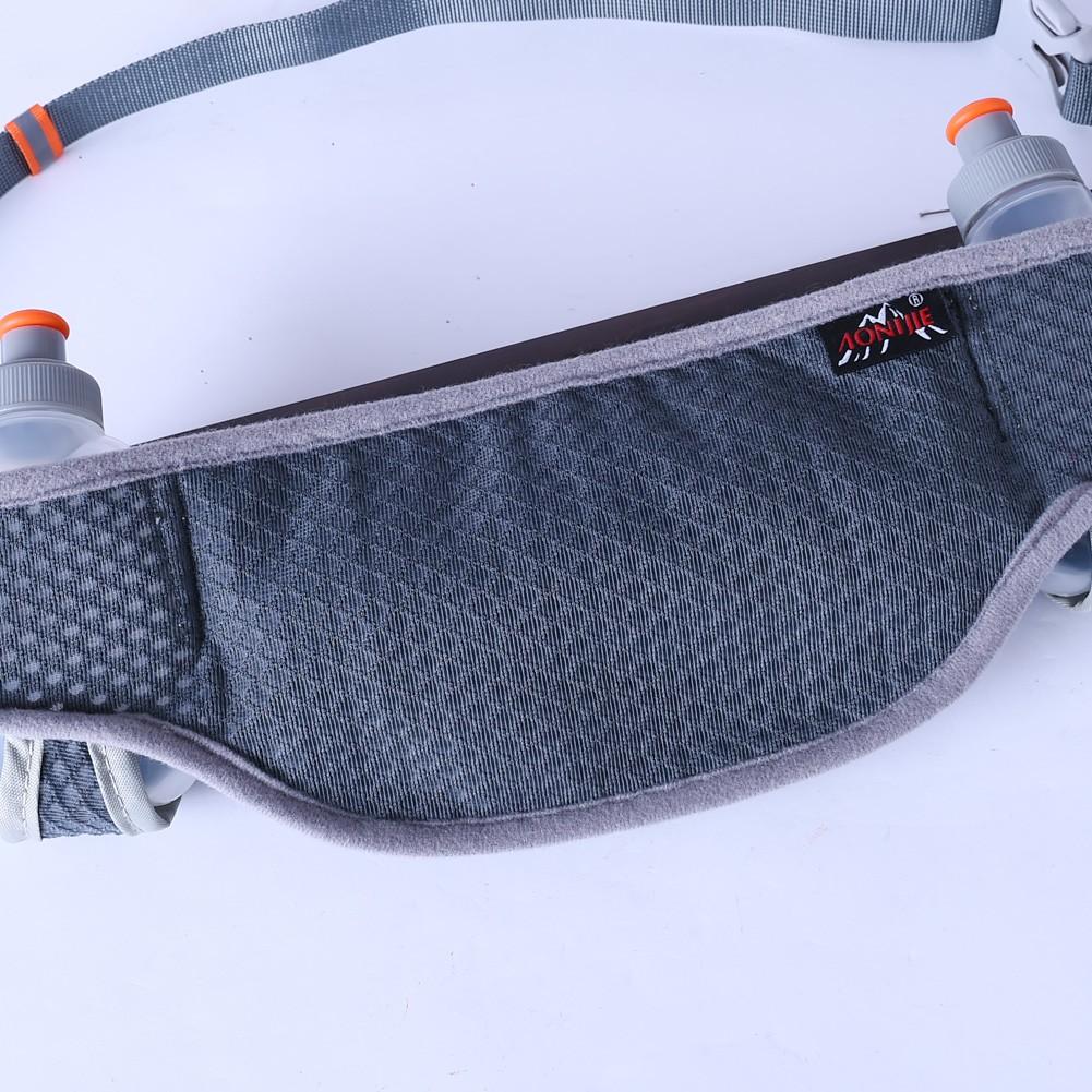 Đai đeo bụng chạy bộ tặng kèm hai bình nước chuyên chạy bộ Aonijie E882