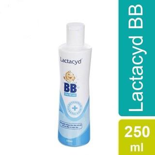 Sữa tắm Lactacyd BB chống rôm sảy 250ml