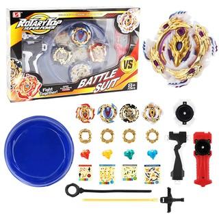 4 thanh kiếm đồ chơi bằng vàng Beyblade