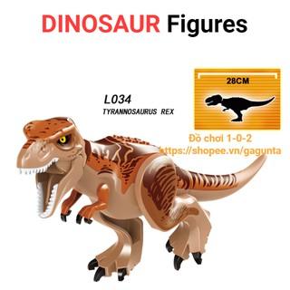 Lego Khủng Long Bạo Chúa T-rex Jurassic World Lele
