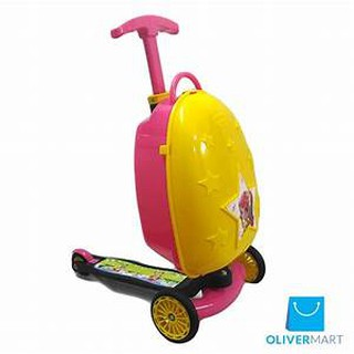 Xe trươt có vali 2in1 cho bé từ Vinamilk
