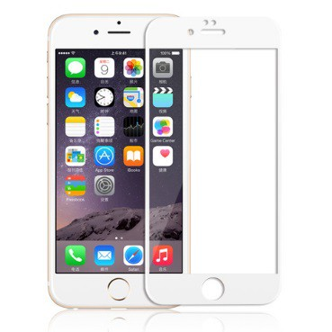 Kính cường lực iPhone 6 6S 6 Plus 6S Plus 7 7 Plus 8 8 Plus X 0.26mm Full màn hình màu trắng - 3608569 , 1019341082 , 322_1019341082 , 60000 , Kinh-cuong-luc-iPhone-6-6S-6-Plus-6S-Plus-7-7-Plus-8-8-Plus-X-0.26mm-Full-man-hinh-mau-trang-322_1019341082 , shopee.vn , Kính cường lực iPhone 6 6S 6 Plus 6S Plus 7 7 Plus 8 8 Plus X 0.26mm Full màn hì